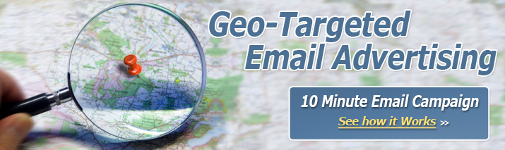 Targeted Email Campaigns by Zip Code